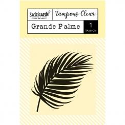 Tampon Clear Grande Palme