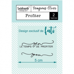 Tampon Clear Profiter