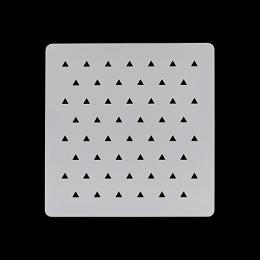 PROMO de -99.99% sur Pochoir MINI TRIANGLES Florilèges Design