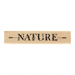 Tampon bois NATURE EN FLEURS par Florilèges Design. Scrapbooking et loisirs créatifs. Livraison rapide et cadeau dans chaque ...