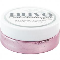 Parfait pour créer : Pâte de texture Nuvo Embellishment Mousse LILAC LAVENDER par Tonic Studios. Livraison rapide et cadeau d...