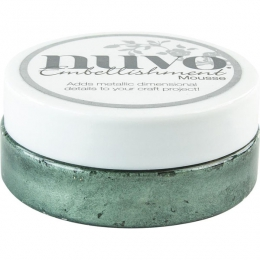 Pâte de texture Nuvo Embellishment Mousse SEASPRAY GREEN