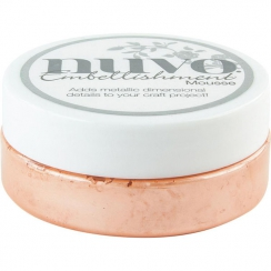 Parfait pour créer : Pâte de texture Nuvo Embellishment Mousse CORAL CALYPSO par Tonic Studios. Livraison rapide et cadeau da...