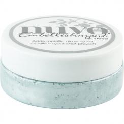 Pâte de texture Nuvo Embellishment Mousse POWDER BLUE