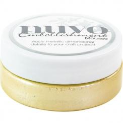 Parfait pour créer : Pâte de texture Nuvo Embellishment Mousse LEMON SORBET par Tonic Studios. Livraison rapide et cadeau dan...