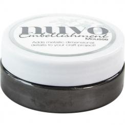 Parfait pour créer : Pâte de texture Nuvo Embellishment Mousse BLACK ASH par Tonic Studios. Livraison rapide et cadeau dans c...