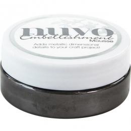 Pâte de texture Nuvo Embellishment Mousse BLACK ASH
