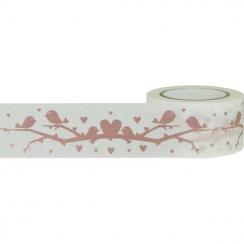 Masking tape ROSE BIRD