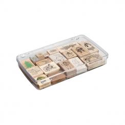 Parfait pour créer : Boite de rangement transparente par Art Bin. Livraison rapide et cadeau dans chaque commande.