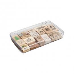 Boite de rangement transparente par Art Bin. Scrapbooking et loisirs créatifs. Livraison rapide et cadeau dans chaque commande.