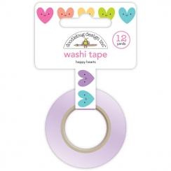 Masking tape HAPPY HEARTS