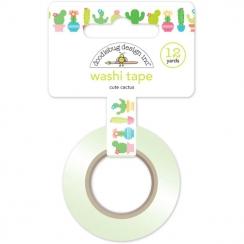 Masking tape CUTE CACTUS