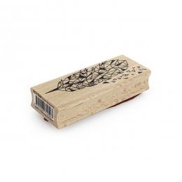 Tampon bois ÉCLAT DE PLUME