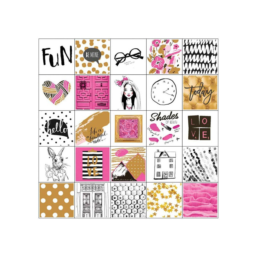 Stickers pour planner BEAUTY