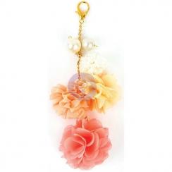 Chaine décorative pour planner TANGERINE CRUSH