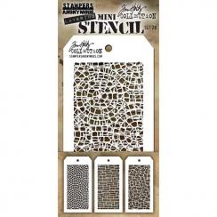 Mini pochoirs SET 28