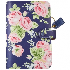 Kit Color Crush Personnal Planner NAVY FLORAL