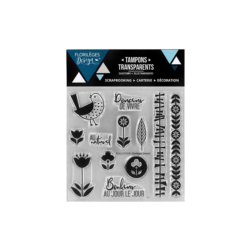 Tampons Clear ESPRIT SCANDINAVE-Capsule Mai 2017