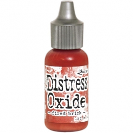 Recharge Distress OXIDE FIRED BRICK