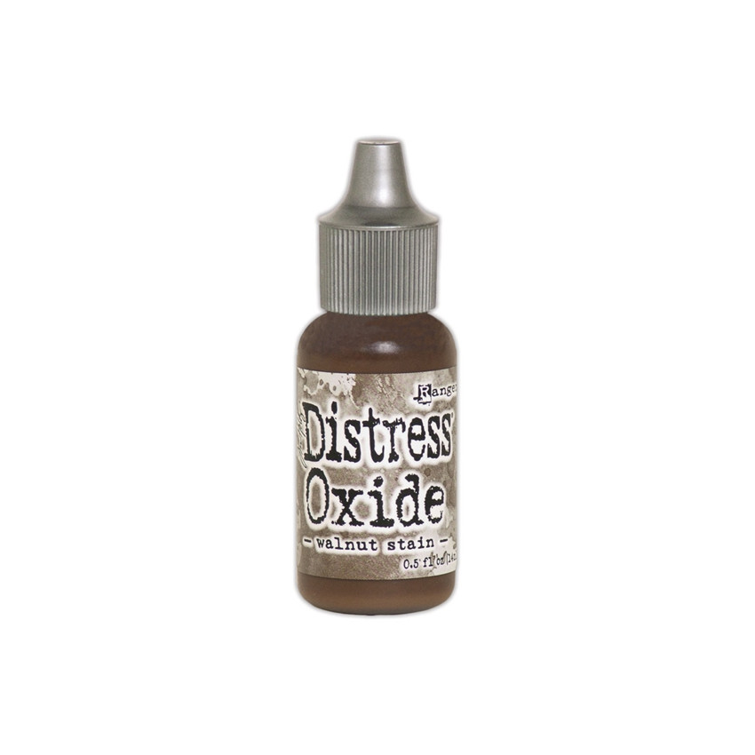 Recharge Distress OXIDE WALNUT STAIN