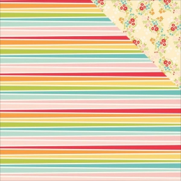 Papier imprimé Summer Days HELLO SUNSHINE