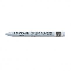Pastel aquarellable Neocolor II GRIS CLAIR par Caran d'Ache. Scrapbooking et loisirs créatifs. Livraison rapide et cadeau dan...