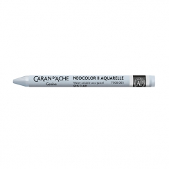Pastel aquarellable Neocolor II GRIS CLAIR