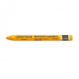 Pastel aquarellable Neocolor II JAUNE D'OR