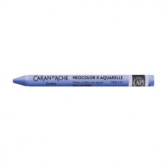 Pastel aquarellable Neocolor II BLEU LAVANDE par Caran d'Ache. Scrapbooking et loisirs créatifs. Livraison rapide et cadeau d...
