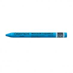 Pastel aquarellable Neocolor II BLEU DE COBALT par Caran d'Ache. Scrapbooking et loisirs créatifs. Livraison rapide et cadeau...