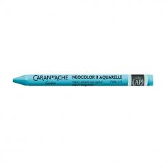 Pastel aquarellable Neocolor II BLEU TURQUOISE