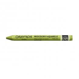 Pastel aquarellable Neocolor II OLIVE CLAIR