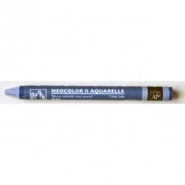 Pastel aquarellable Neocolor II BLEU