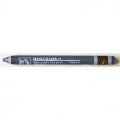 Pastel aquarellable Neocolor II BLEU NUIT