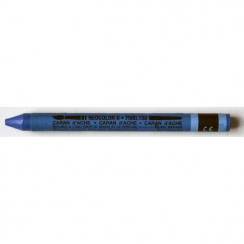 Pastel aquarellable Neocolor II BLEU SAPHIR