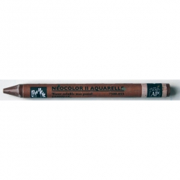 Pastel aquarellable Neocolor II CANNELLE