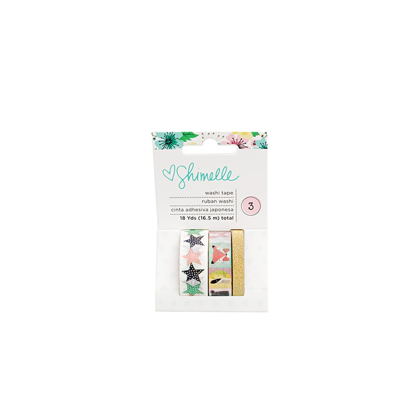 Masking tapes  Shimelle LITTLE BY LITTLE