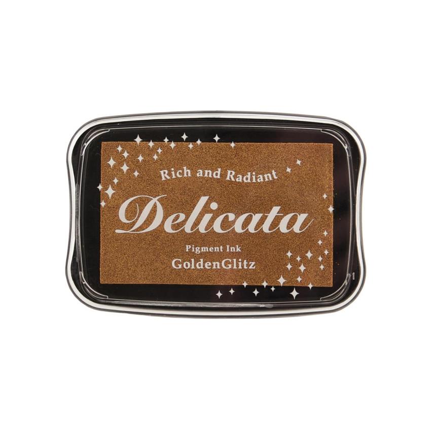 Encre pigment Delicata GOLDEN GLITZ