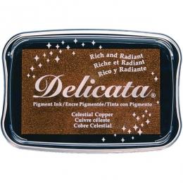 Encre pigment Delicata CELESTIAL COPPER