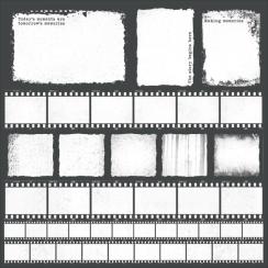 Transparent imprimé PHOTO FRAMES