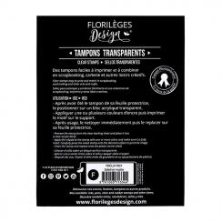Tampons clear SOLEIL ET MOJITO- Capsule Juillet 2017 par Florilèges Design. Scrapbooking et loisirs créatifs. Livraison rapid...