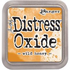 Encre Distress OXIDE WILD HONEY par Ranger. Scrapbooking et loisirs créatifs. Livraison rapide et cadeau dans chaque commande.