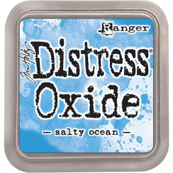 Encre Distress OXIDE SALTY OCEAN