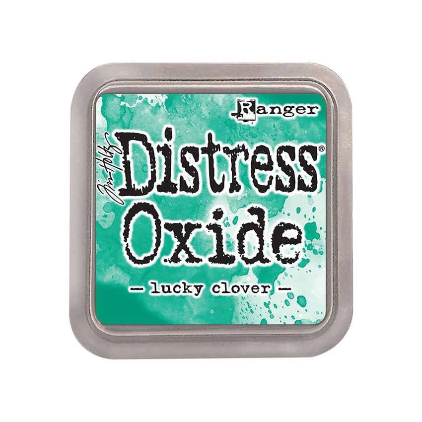 Encre Distress OXIDE LUCKY CLOVER par Ranger. Scrapbooking et loisirs créatifs. Livraison rapide et cadeau dans chaque commande.