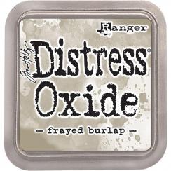 Encre Distress OXIDE FRAYED BURLAP par Ranger. Scrapbooking et loisirs créatifs. Livraison rapide et cadeau dans chaque comma...