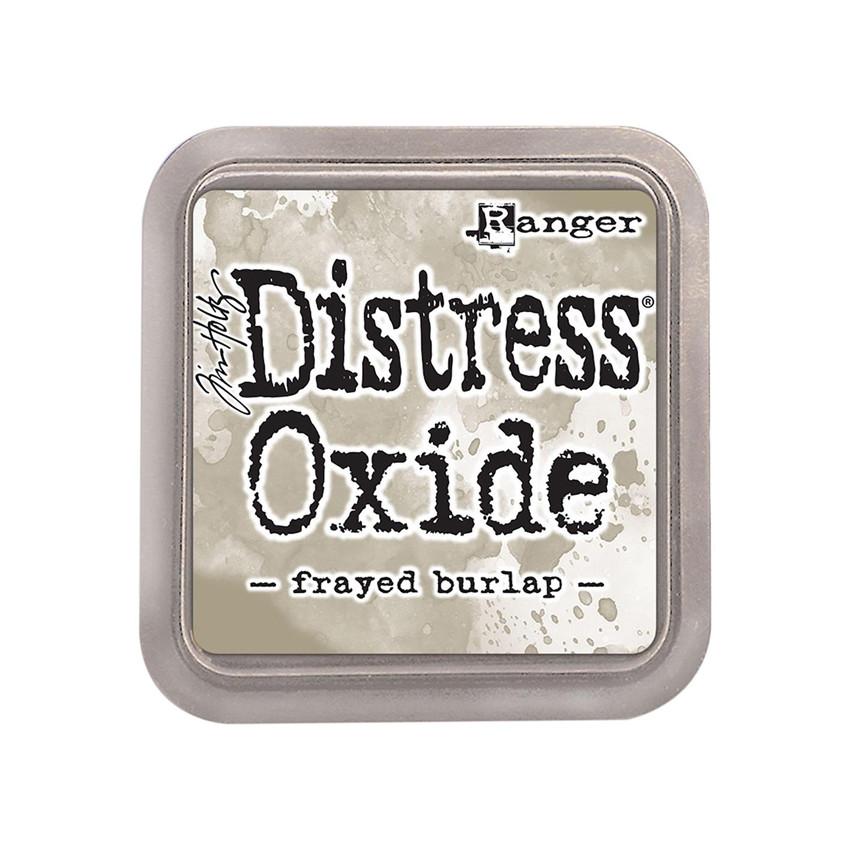 Encre Distress OXIDE FRAYED BURLAP