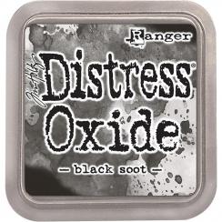 Encre Distress OXIDE BLACK SOOT par Ranger. Scrapbooking et loisirs créatifs. Livraison rapide et cadeau dans chaque commande.