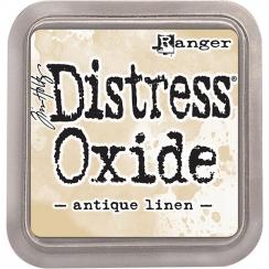 Encre Distress OXIDE ANTIQUE LINEN