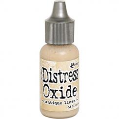 Recharge Distress OXIDE ANTIQUE LINEN par Ranger. Scrapbooking et loisirs créatifs. Livraison rapide et cadeau dans chaque co...