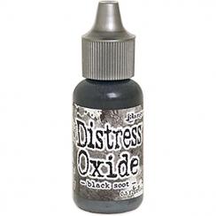 Recharge Distress OXIDE BLACK SOOT par Ranger. Scrapbooking et loisirs créatifs. Livraison rapide et cadeau dans chaque comma...